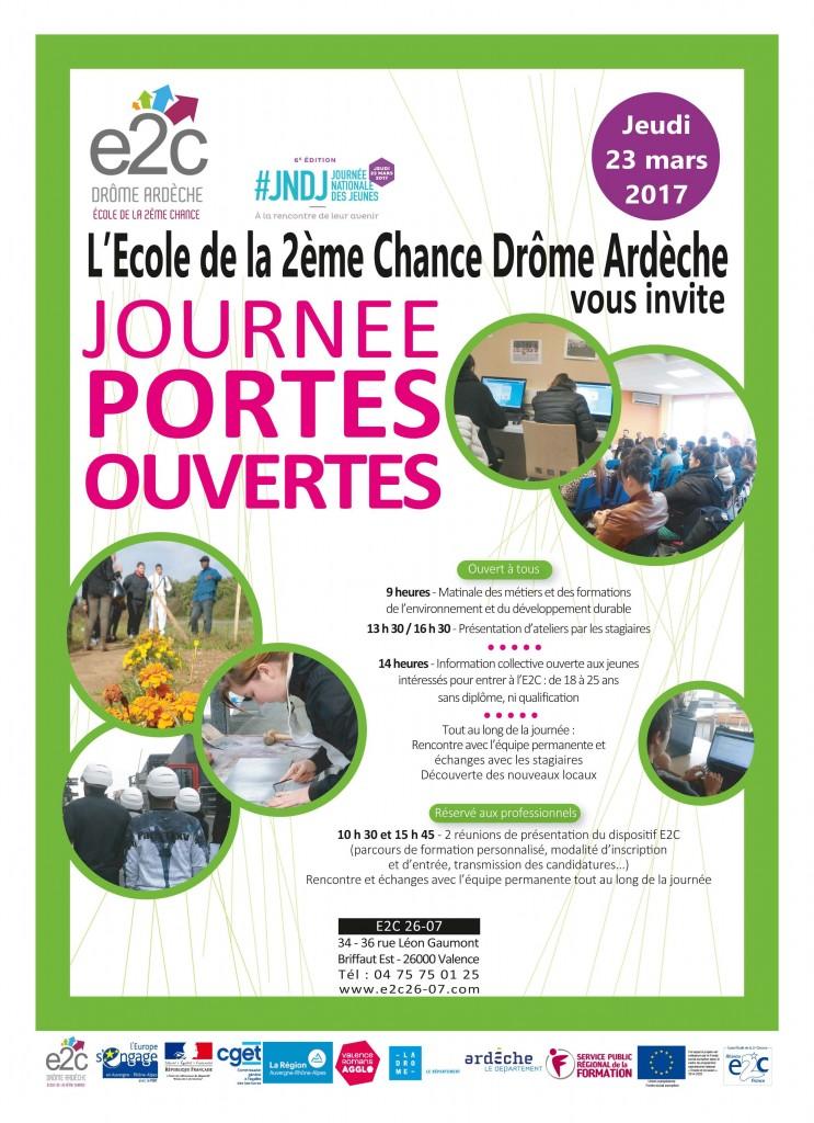 JPO 23 mars 2017 E2C Drome Ardeche